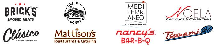 2020 taste logos