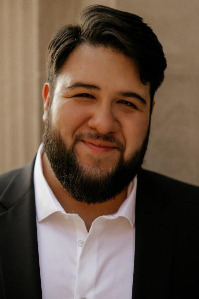 Adrian Sanchez Headshot