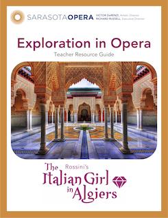 ITALIAN GIRL Guide Cover