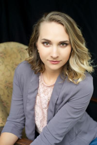 Kara Morgan Headshot