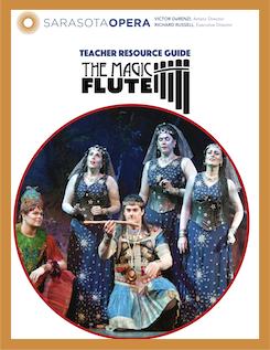 MAGIC FLUTE Guide Cover