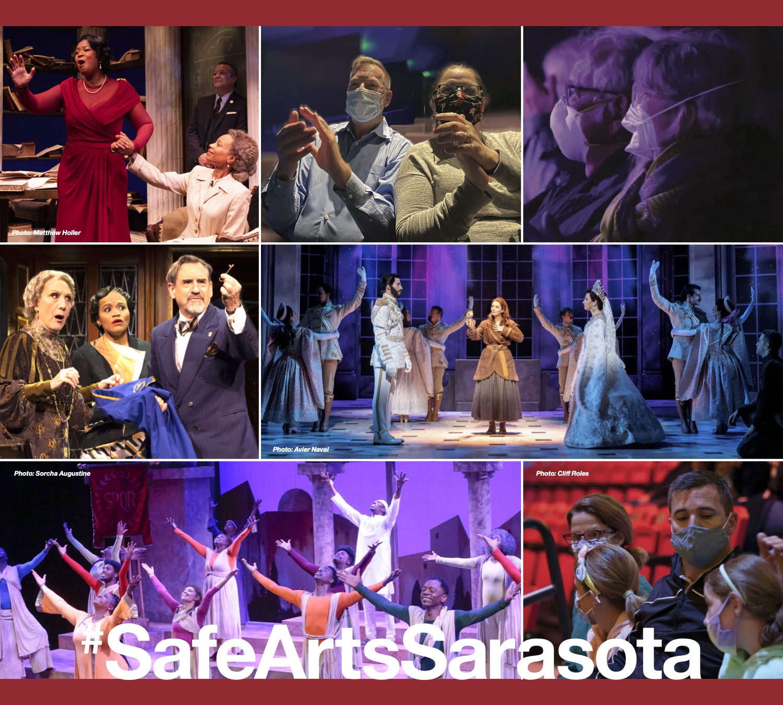 #safeartssarasota